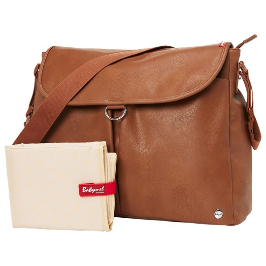 Babymel Ally Changing Bag Tan Tan