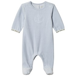 Timberland Pale Blue Footed Baby Body