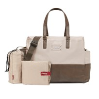 Babymel Millie Changing Bag Fawn BROWN