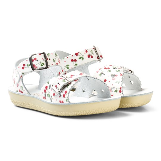 Salt-Water Sandals Sweetheart Premium Sandals Cherry Cherry