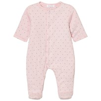 Absorba Pink Star Print Padded Babgrow 30