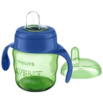 Philips Avent Spout Cup 200 ml (7 oz) Green бежевый