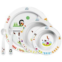 Philips Avent Toodler Mealtime Set 6M+ Beige