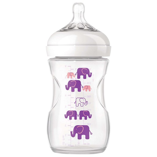 Elephant Natural Nappflaska 260 ml - Philips Avent - Babyshop c0a958e9f5250