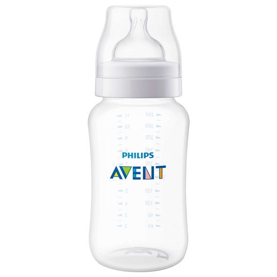 Philips Avent Classic+ Baby Bottle 330 ml (11 oz) Beige