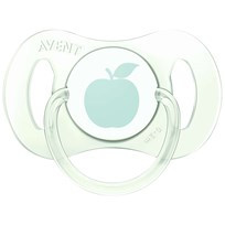 Philips Avent Avent Mini Soother 0-2M бежевый