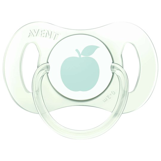 Philips Avent Avent Mini Soother 0-2M Beige