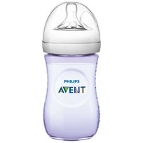 Philips Avent Natural Feeding Bottle 260 ml (9 oz) 1M+ Beige