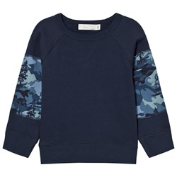 Stella McCartney Kids Navy Kip Sweatshirt