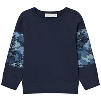 Stella McCartney Kids Navy Kip Sweatshirt 4100