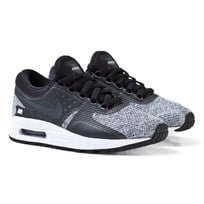 NIKE Black Air Max Zero SE Sneakers BLACK/ANTHRACITE-WHITE-WHITE