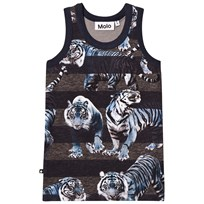 Molo Jim Tank Top Blue Tigers Blue Tigers