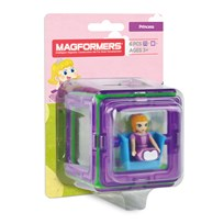 Magformers Figure Plus Princess 6 Piece Set Unisex