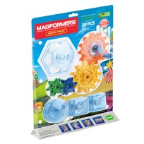 Magformers Gear Pack 20 Piece Set Unisex