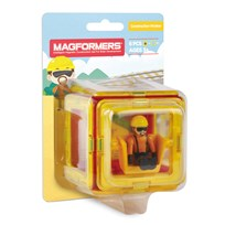 Magformers Figure Plus Construction Set Unisex