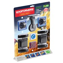 Magformers Wheel Pack 7 Piece Set Unisex