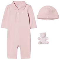 Ralph Lauren Pink Polo Body Gift Set 001