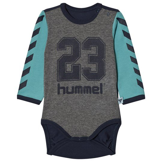 Hummel Kevan Long Sleeve Body Multi Colour Boys