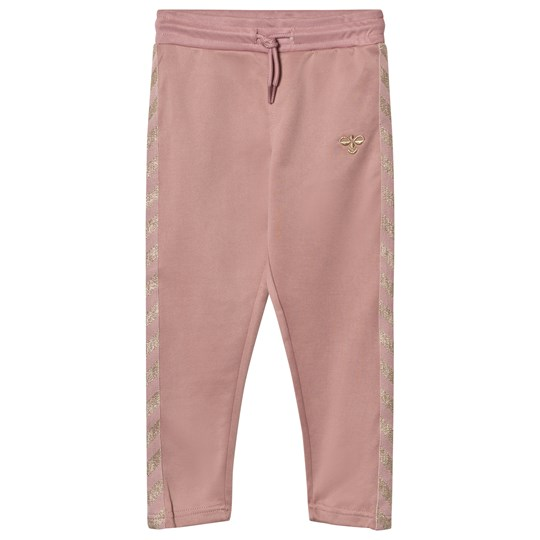 Hummel Olga Sweatpants Wood Rose Gold WOOD ROSE