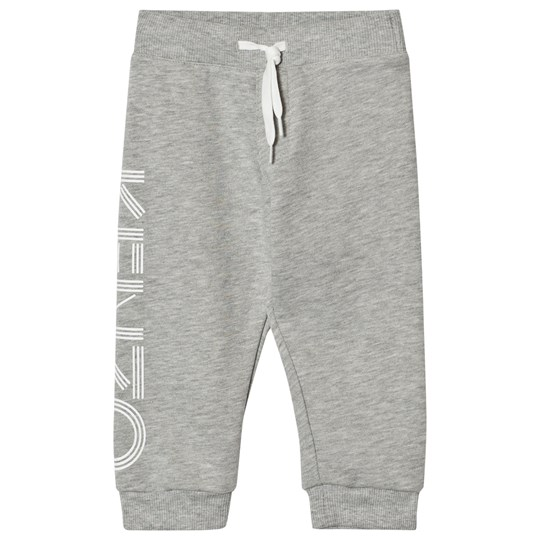 Kenzo Grey Marl Branded Sweatpants 22