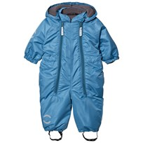 Mikk-Line Winter Coverall Hawaiian Blue Hawaiin Blue