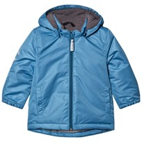 Mikk-Line Winter Jacket Hawaiian Blue Hawaiin Blue