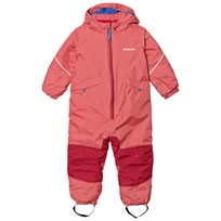 Patagonia Baby Snow Pile One-Piece Indy Pink Indy Pink