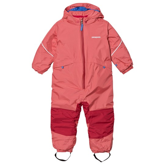 Patagonia Baby Snow Pile Snow Suit Indy Pink Indy Pink