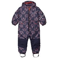 Patagonia Baby Snow Pile Snow Suit Riverbird Riverbird: Paintbrush Red