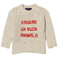 The Animals Observatory Bull Sweater Red Red