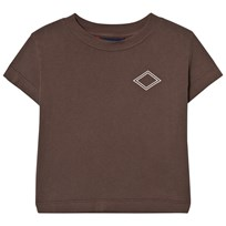 The Animals Observatory Rooster T-Shirt Brown Diamonds Brown Diamonds