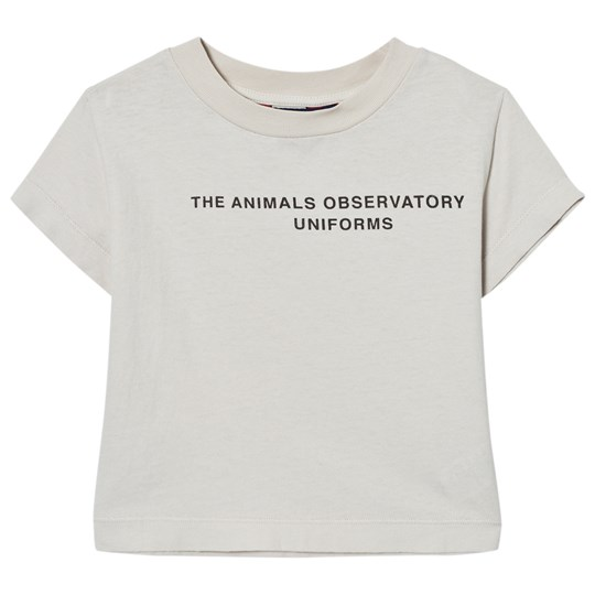 The Animals Observatory Rooster T-Shirt White Tao Uniforms White Tao Uniforms