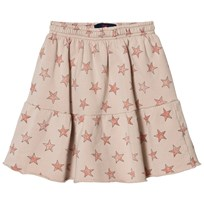 The Animals Observatory Cat Skirt Pink Stars pink stars