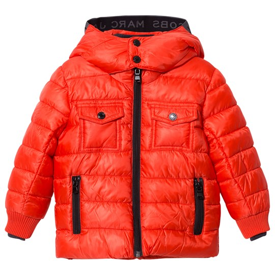 Little Marc Jacobs Red Puffer Coat 997
