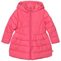 Billieblush Pink Puffer Jacket Sequin Detail 49H