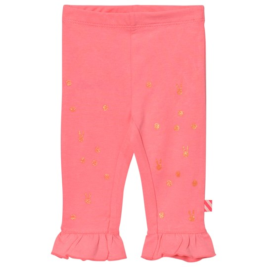 Billieblush Pink Dots Bunny Leggings 49H