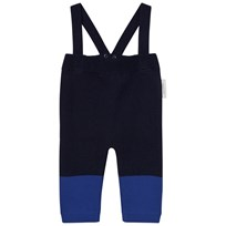 Tinycottons Color Block Baby Pant Dark Navy/Blue Dark Navy / Blue