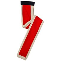 Tinycottons Long Line Leggings Beige/Red Beige / Red