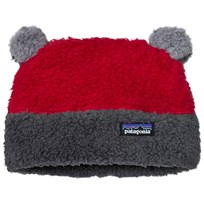Patagonia Baby Furry Friends Hat Classic Red Classic Red