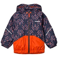 Patagonia Baby Snow Pile Jacket Riverbird: Paintbrush Red Riverbird: Paintbrush Red