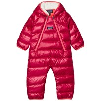 Patagonia Infant Hi-Loft Down Sweater Bunting Coverall Craft Pink Craft Pink