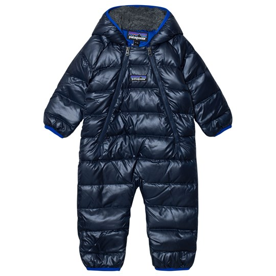 Patagonia Infant Hi Loft Down Sweater Bunting Coverall