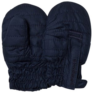 Image of Patagonia Baby Puff Mittens Navy Blue 0-3 mdr (2743689073)