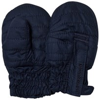 Patagonia Baby Puff Mittens Navy Blue Navy Blue w/Navy Blue