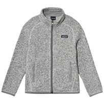Patagonia Girls´ Better Sweater Jacket Birch White Birch White