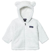Patagonia Baby Furry Friends Hoody Birch White Birch White