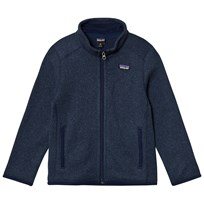 Patagonia Boys´ Better Sweater Jacket Classic Navy CLASSIC NAVY