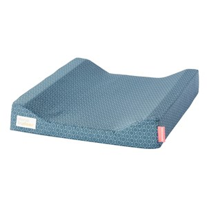 Image of Done by Deer Balloon Changing Pad Dark Blue (3065504959)