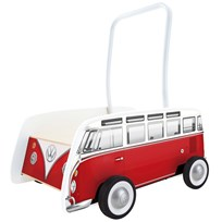 Hape Volkswagen Bus Walker Red Unisex