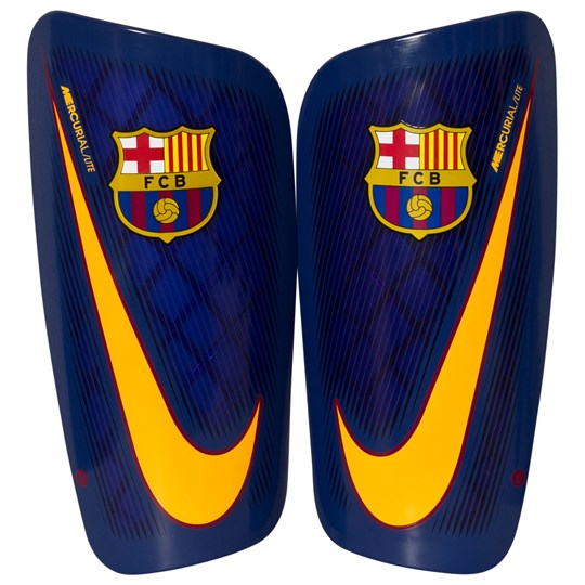 Barcelona FC FC Barcelona Lite Benskydd DEEP ROYAL/NOBLE RED/UNIVERSITY GOLD